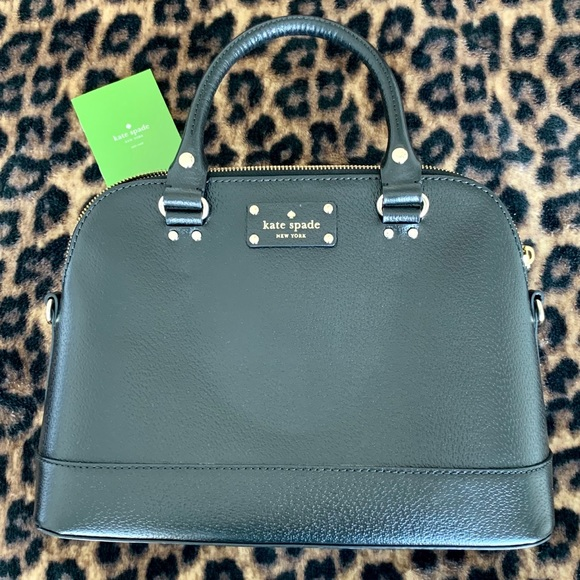 New Kate Spade ♠️ Bag with Handles + Long Strap